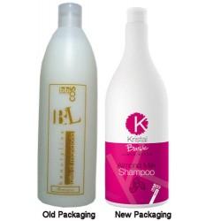 BBCOS Beauty Line Almond Protein Shampoo 1000ml (Ideal for Weak Hair)