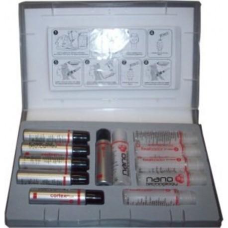 TCQ Cortex Nano Technology System Nanokeratinization (Box with 12 phials)