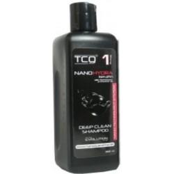 TCQ Nano Hydra Queratina Fase 1 Champú Limpieza Profunda 500ml