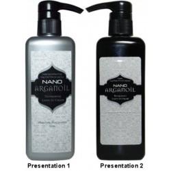 TCQ Nano Arganoil Crema Nutrutiva para Dejar 500ml (Para todo tipo de cabello)