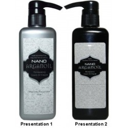 TCQ Nano Arganoil Nourishing Leave In Cream 500ml (For All Hair Types)