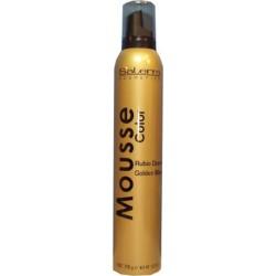 Salerm Mousse Color Golden Blond 300ml / 10.2 Oz.