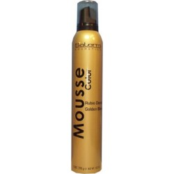 Salerm Mousse Color Rubio Dorado 300ml / 10.2 Oz.