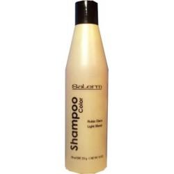 Salerm Shampoo Color Light Blond 250 ml / 9.0 Oz.