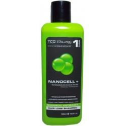 TCQ NANOCELL Champú para la Pérdida del Cabello 500ml/16.9oz Fase 1 (UNISEX)
