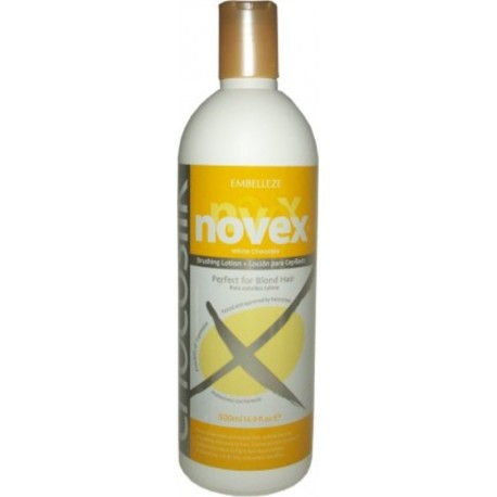 Novex Chocosilk White Chocolate Brushing Lotion 500 ml./16.9 Oz.