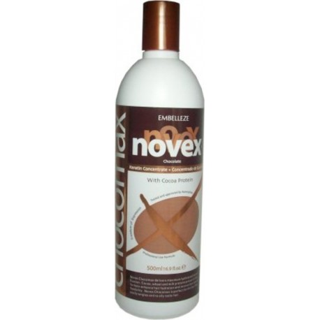 Novex Chocomax Chocolate Keratin Concentrate 500 ml/16.9 Oz.