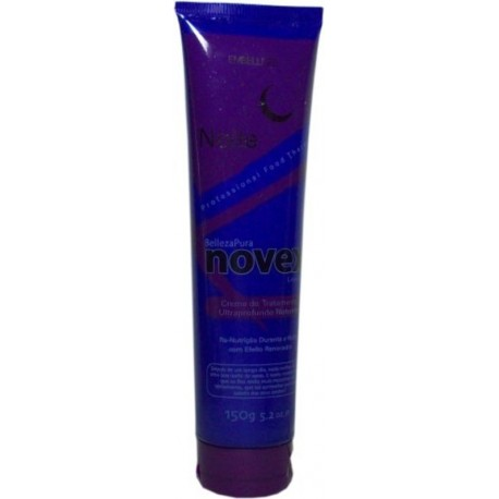 Embelleze Novex Leave-in Noite Treatment Cream Nocturne 5.2 oz.