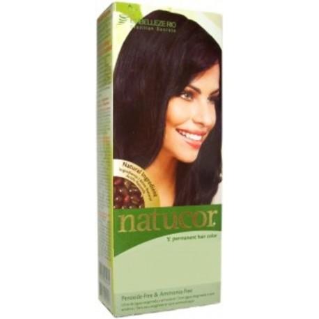 Embelleze Rio Natucor Permanent Hair Color Kit. (Peroxide & Ammonia free)