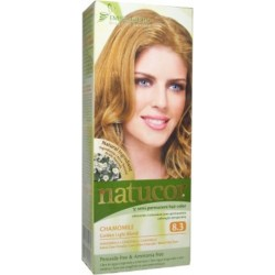 Embelleze Rio Natucor Semi Permanent Hair Color Kit. (Peroxide & Ammonia-free)