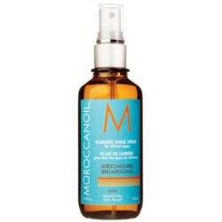 Moroccanoil Glimmer Shine Spray For all Hair Types 100ml/3.4oz