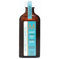 Moroccanoil Light Oil Treatment For Fine and Light-Colored Hair 100ml/3.4oz