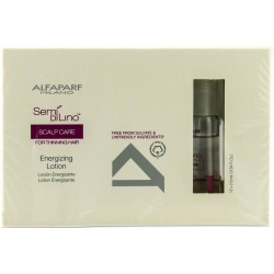 Alfaparf SDL Scalp Care Energizing Lotion.(12x0.34 oz.)Help Prevent Thinning Hair- UNISEX.