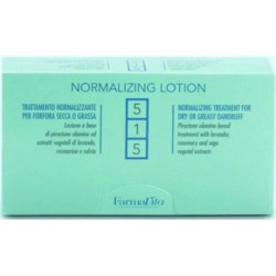 Farmavita 515 Normalizing Lotion 12 x 8 ml. Phials