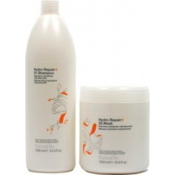 Farmavita Hydro Repair Treatment 1)Shampoo 1000ml 1 )Mask 1000ml
