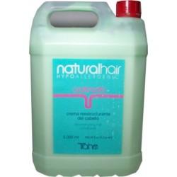 Tahe Natural Hair Acondicionador y Tratamiento De Hierbas re-estructurante del cabello 5000 ml.