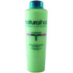 Tahe Natural Hair Acondicionador y Tratamiento De Hierbas re-estructurante del cabello 1000 ml.