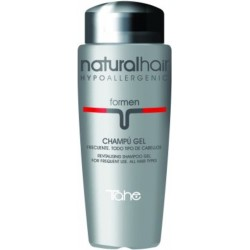 Tahe Natural Hair For Men Champu-Gel 250 ml.