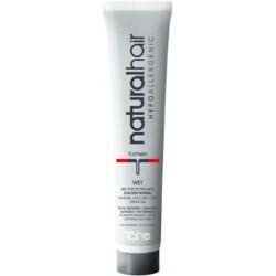 Tahe Natural Hair For Men Wet Gel Efecto Mojado Fijación Normal 150 ml.