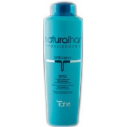 Tahe Natural-Hair Detox Champú Purificante Anti-Caspa Concentrado 1000 ml