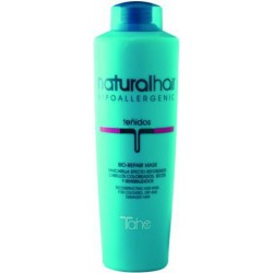 Tahe Natural-Hair Bio-Repair Máscara Reconstructorua para el Cabello 1000 ml.