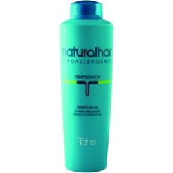 Tahe Natural-Hair Champú Dermo-Relax Para Uso Frecuente 1000 ml.