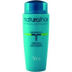 Tahe Natural-Hair Champú Dermo-Relax Para Uso Frecuente 250 ml.