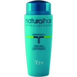 Tahe Natural-Hair Dermo-Relax Shampoo For Frequent Use 250 ml.