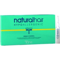 Tahe Natural-Hair Sebum Viales para Cabellos Grasos 10 ml
