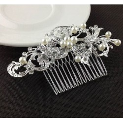 Hair Comb Pins Flower Bridal Hair Accessories