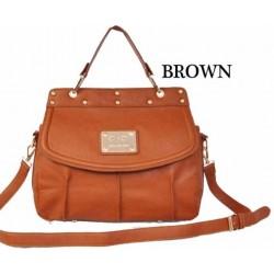 DIDA NY Style 95633 Brown Handbag *SALE*