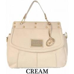 DIDA NY Style 95633 Cream Handbag *SALE*