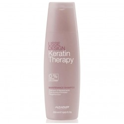 Alfaparf Lisse Design Keratin Therapy: Maintenance Shampoo 250ml/8.45oz