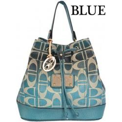 DIDA NY Style 95653 Blue Handbag