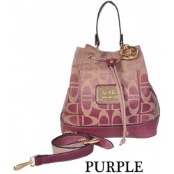 DIDA NY Style 95653 Purple Handbag