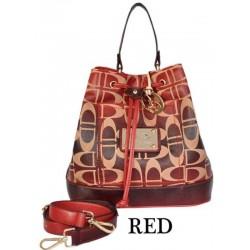 DIDA NY Style 95653 Red Handbag