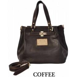 DIDA NY Style 95659 Coffe Handbag