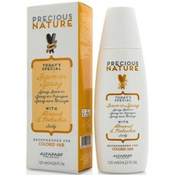 Alfaparf Precious Nature Leave-In Spray with Almond & Pistachio 125ml/4.23 Oz (Colored Hair)