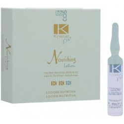 BBCOS Kristal Evo Nourishing Hair Lotion 12/10ml (Linen Seed-Argan Oil)