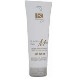 BBCOS Kristal Evo Nutritive Hair Mask 250ml/8.45oz (Linen Seed-Argan Oil)