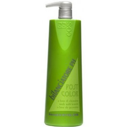 BBCOS Keratin Balanceador Del pH Despues Del Color 1000ml (Hecho Con Keratin)