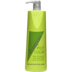 BBCOS Keratin Color Post Color Shampoo 1000ml (Made with Keratin)