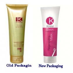 BBCCOS KRISTAL BASIC LINE Regenerating Mask 400ml (Disentangling For Dry and Weakest Hair)