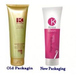 BBCCOS KRISTAL BASIC LINE Regenerating Mask 400ml (Disentangling For Dry and Weakest Hair)