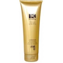 BBCOS Kristal Line Cream Normalizadora 250ml (Para Cabello Seco, Ondulado y Teñido)