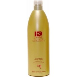 BBCOS Kristal Semi Di Lino Shampoo para Cabello Tratado 1000ml