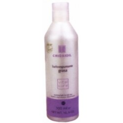 Crioxidil Vital Cure Oily Hair (For user with seborrhea problems) 300 ml.