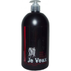 Je Veux Mud Treat Conditioner for normal to Dry Hair/All hair type 1000ml / 33.81 fl oz.