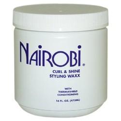 Nairobi Curl & Shine Styling Waxx 16 oz Unisex