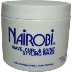 Nairobi Curl & Shine Styling Waxx 4 oz Unisex